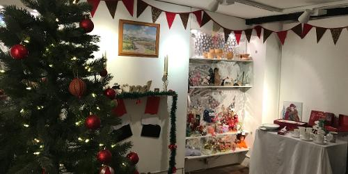 An image relating to Christmas Pop-up Shop