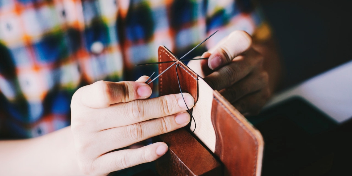 Sew your own wallet